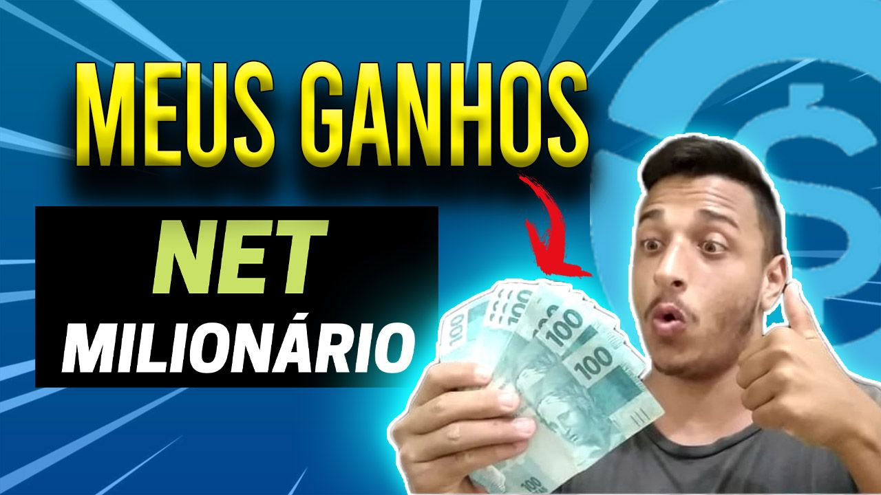 net milionário youtube