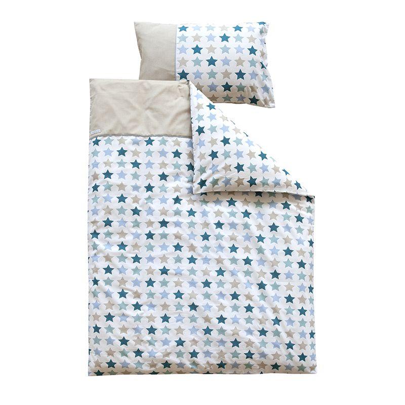 Eine wunderbare hochwertige Kinderbettwäsche für schöne Träume und ...