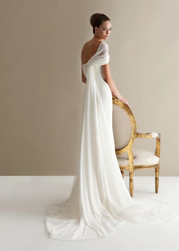 Bold and Modern Antonio Riva Wedding Dresses | Novios, Vestidos de ...