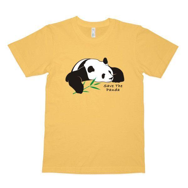 Save the Panda - Men Organic