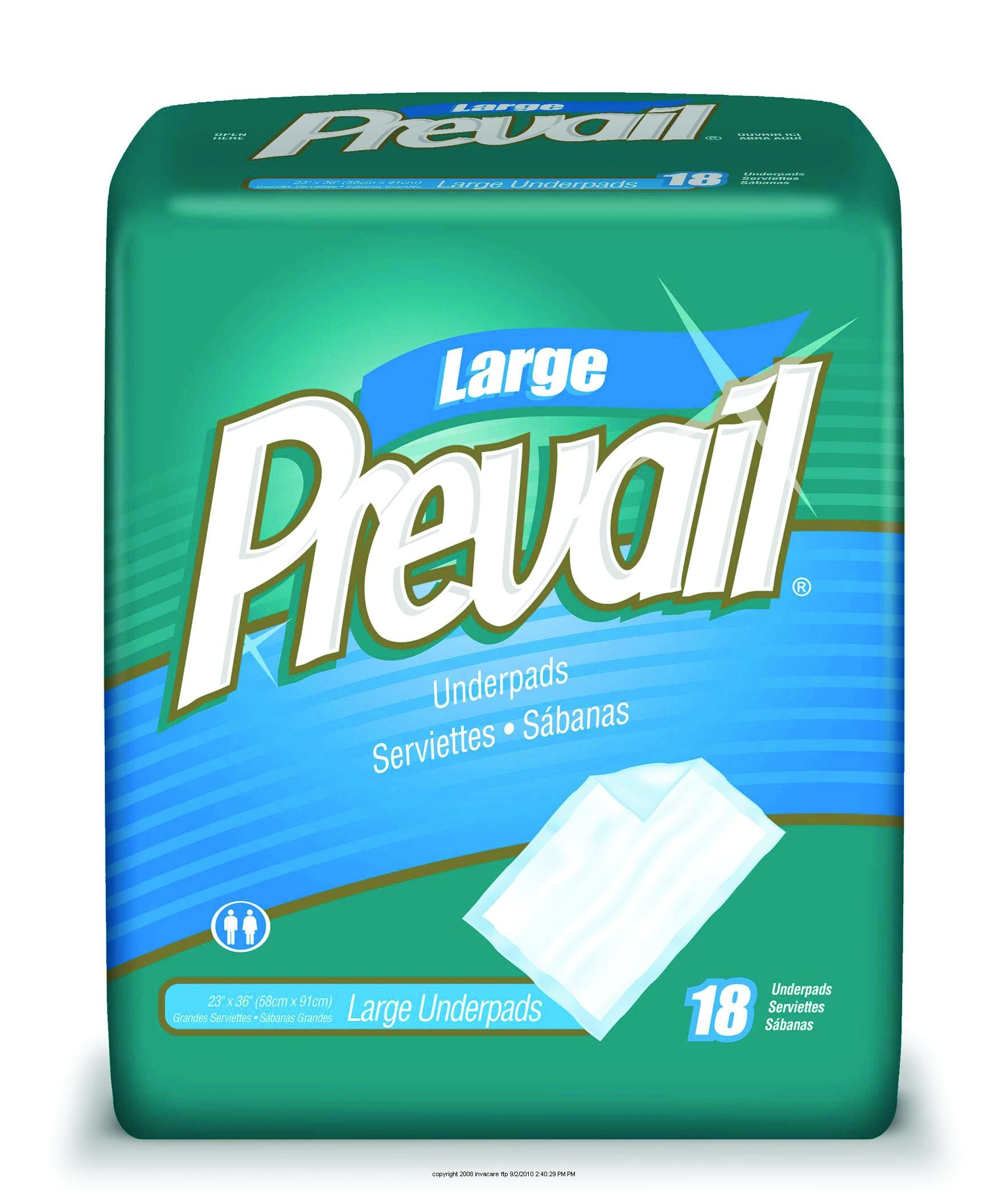First Quality® Prevail® High Performance Disposable