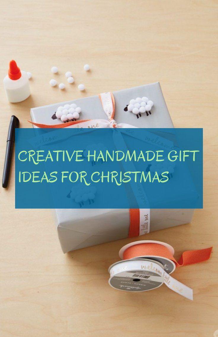 Kreative Handgemachte Geschenkideen Für Weihnachten