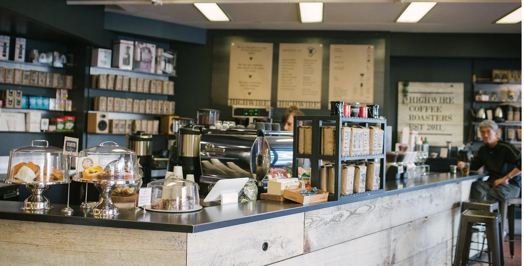 Highwire Coffee Roasters In Oakland And Berkeley Coffee Roaster Single Origin Coffee