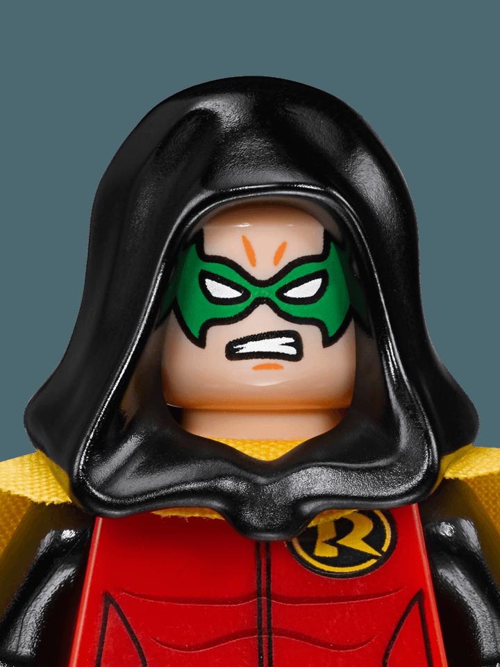 Robin Characters Dc Comics Super Heroes Lego Com Lego Dc Lego Batman Lego Iron Man