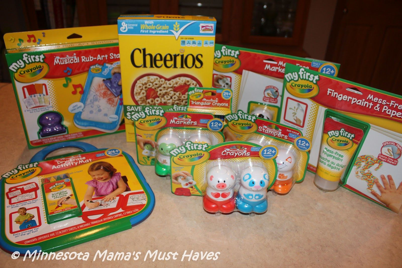 My First Crayola Makes Art Projects Fun and Keeps Mom Sane :) {Review & Giveaway}   Minnesota Mama's Must Haves