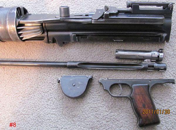 Pin on Lewis Machine Gun