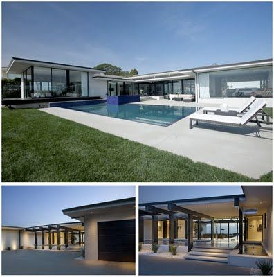 Vera Wang Goes Way Modern On The West Coast Modern Contemporary
