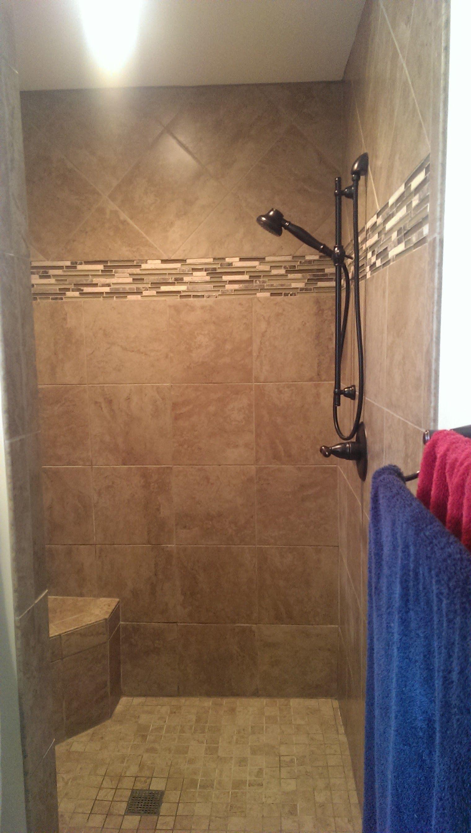 Love The Door Less #Showers