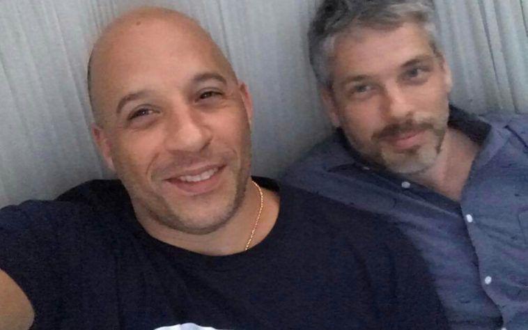 Vin Diesel aka Mark Si...