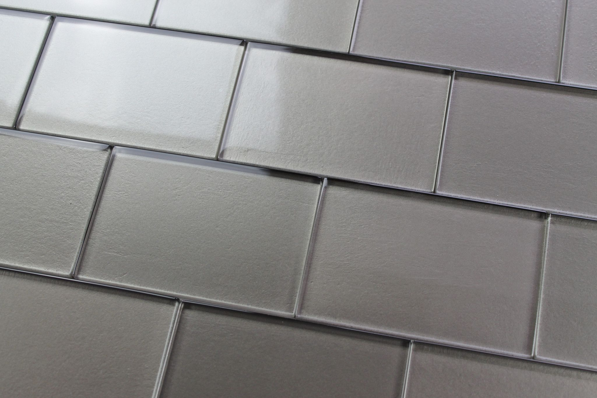 Elements Forest 4x6 Glass Subway Tiles Subway Tiles Glass And Ash