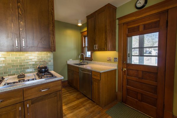 Project 4848 Craftsman Kitchen Bathroom Remodel South Inspiration Castle Building And Remodeling