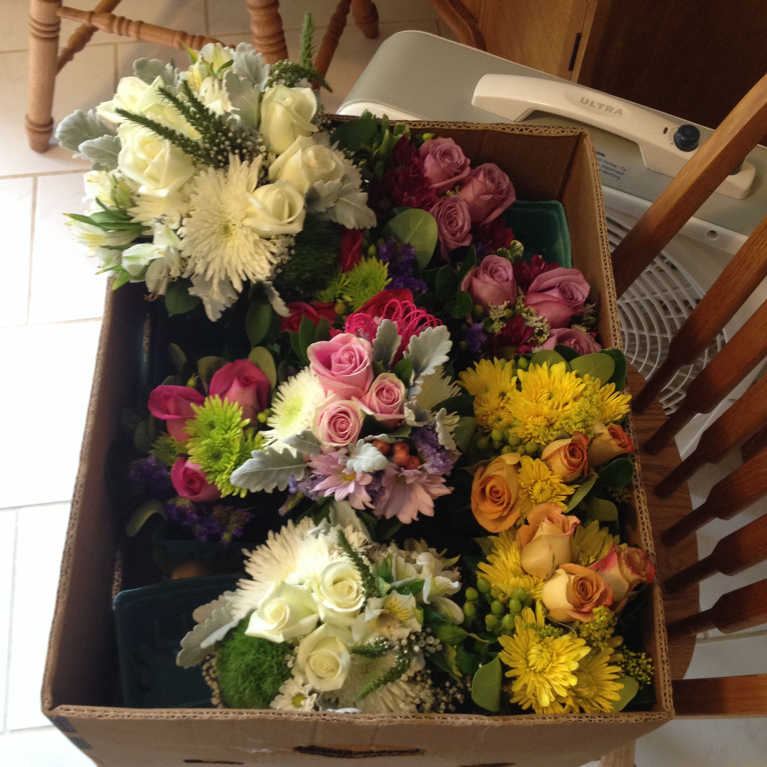 grocery store wedding flowers and jar bouquets from whole foods market my 4628