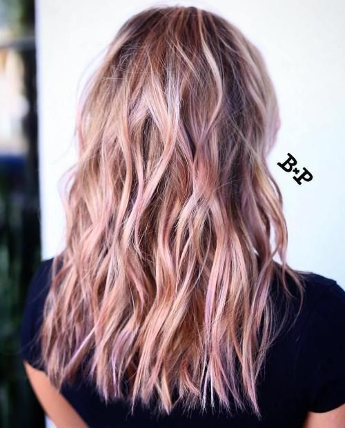 40 Ideas of Pink Highlights for Major Inspiration – Reni Jenkins