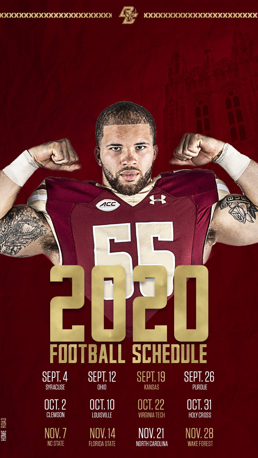 Pin by Nathaniel Guice on College Sports in 2020 (With