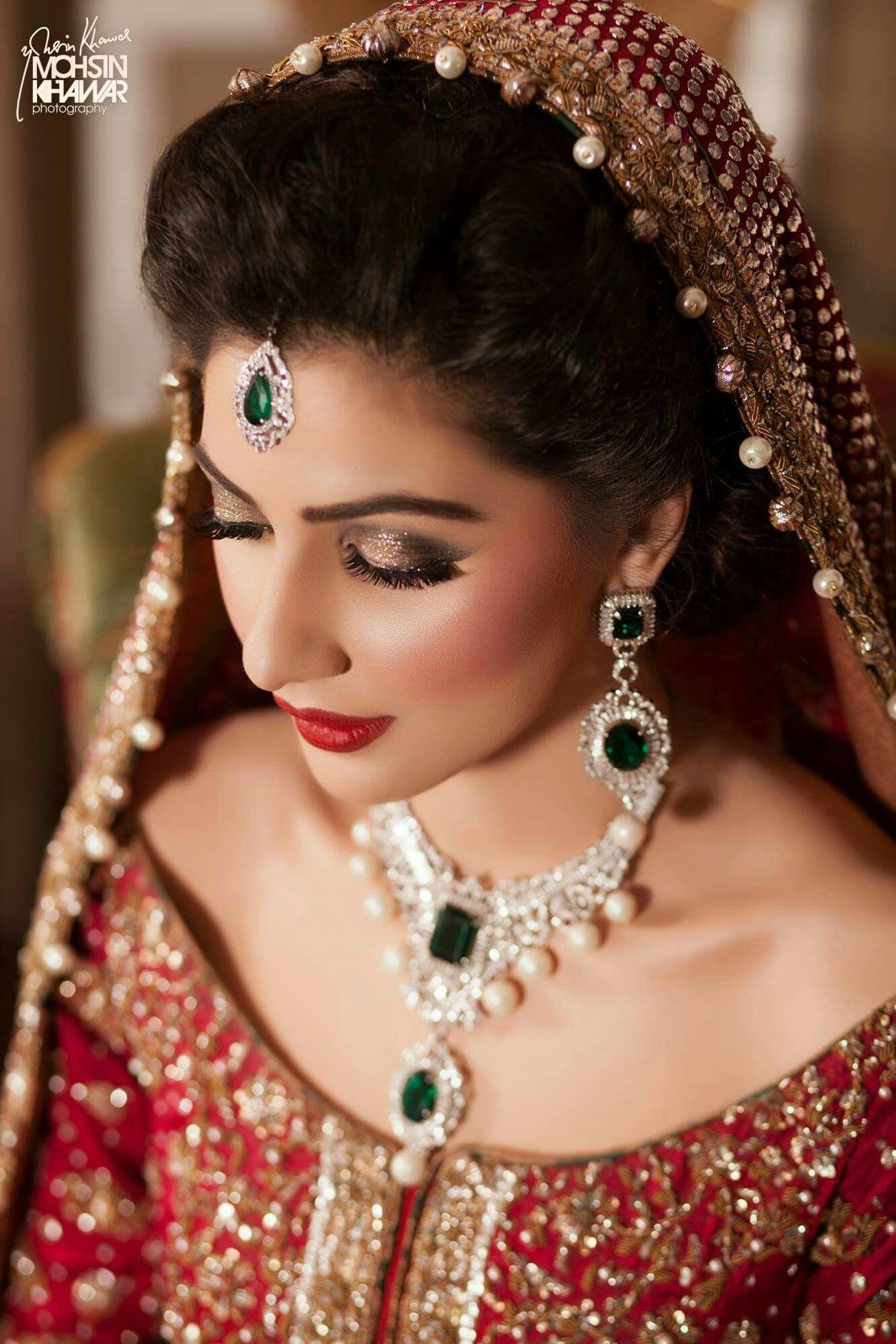 Awesome Pakistani Bridal makeup | P@Ki WeDDiNG | Pakistani ...