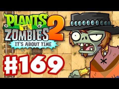 Plants Vs Zombies 2 It S About Time Gameplay Walkthrough Part