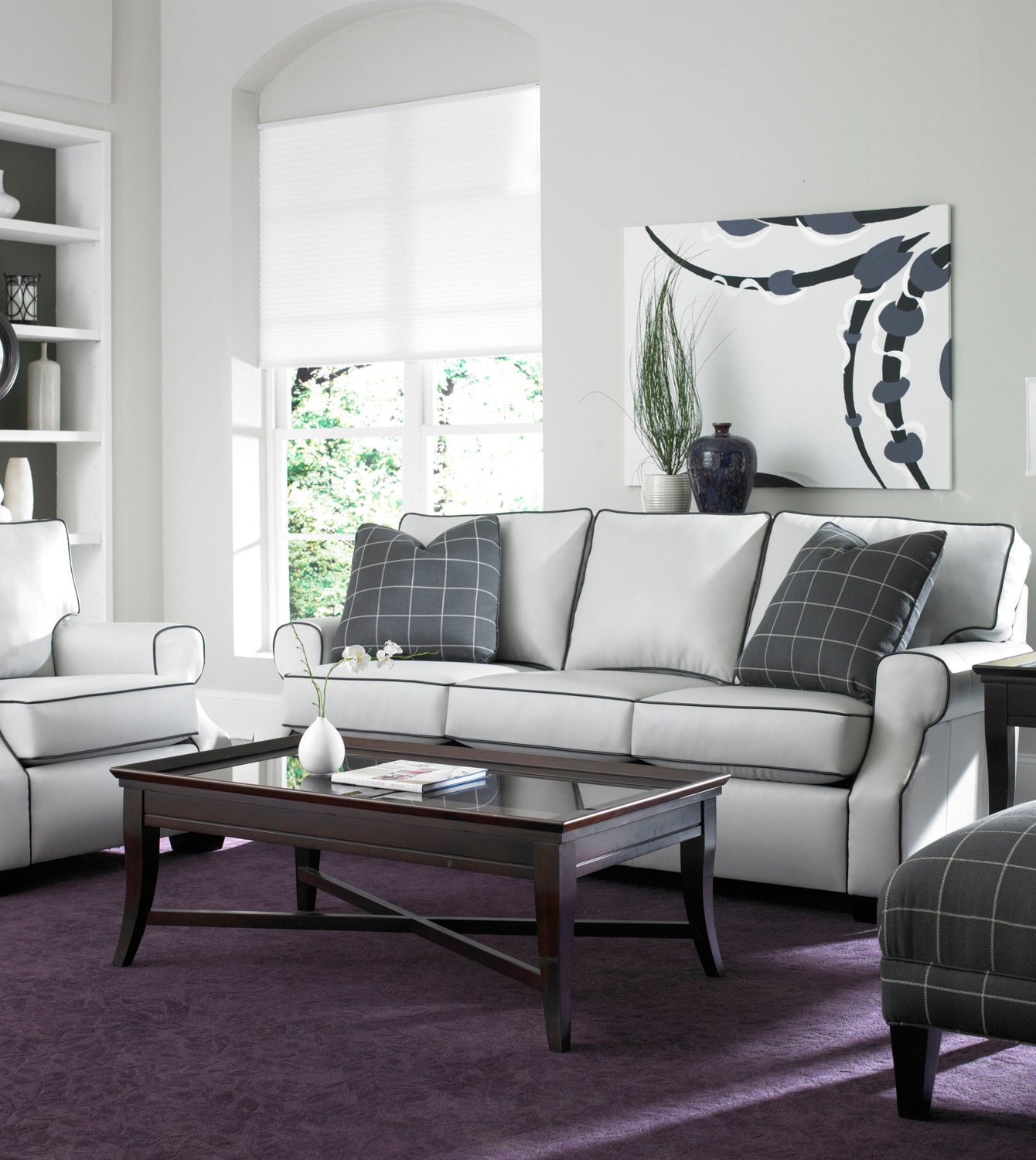 Kingston Sofa | Broyhill | Home Gallery Stores | Living Room ...
