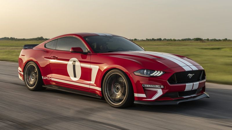 2019 hennessey heritage edition ford mustang review about auto rh pinterest com