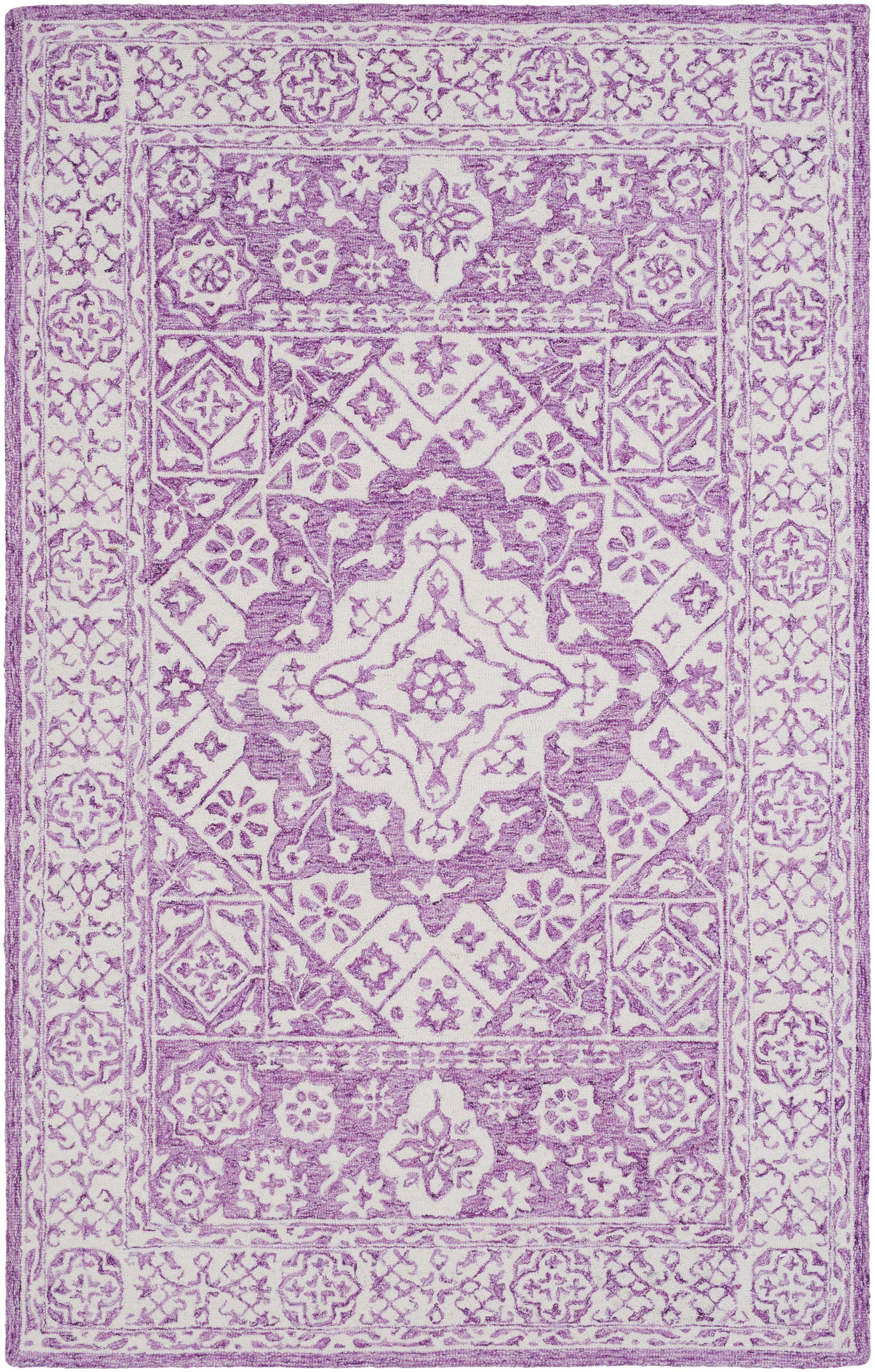 Surya Serafina Clic Purple Srf 2022 Area Rug