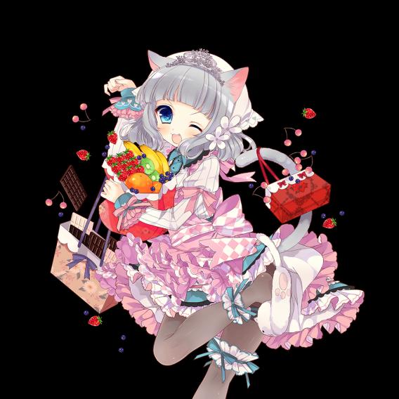 灰猫姫 シンディ・ペローの画像