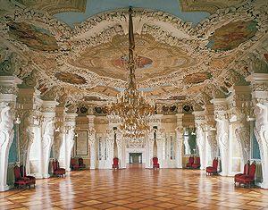 Bavarian Palace Department Event Rooms Ehrenburg Palace Burg Architektur Coburg