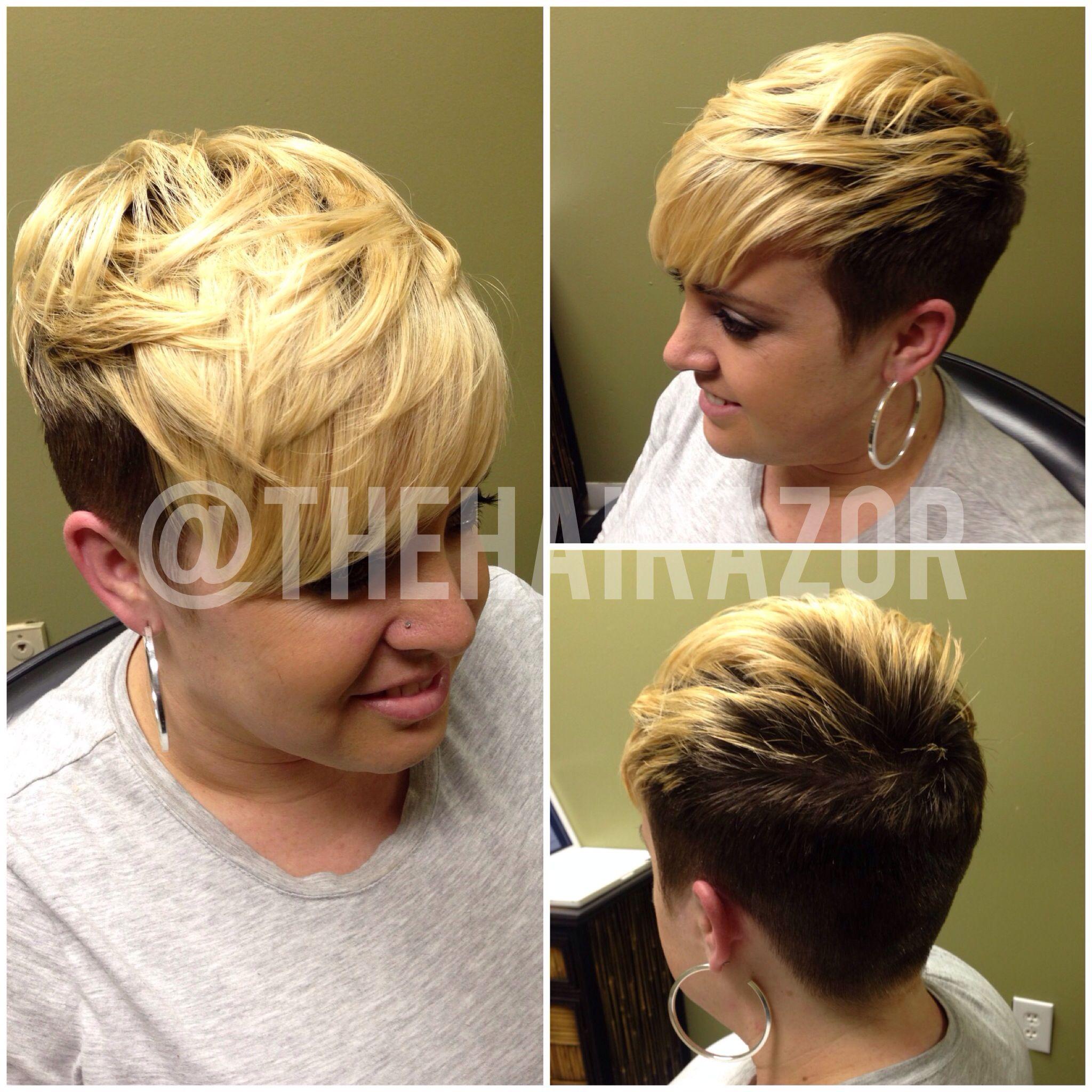 Christie Brimberry Haircut | www.galleryhip.com - The Hippest Pics