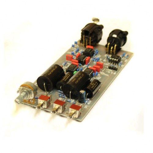 PiTone Systems AD797 Mic preamp DIY Kit   DIY pro Audio