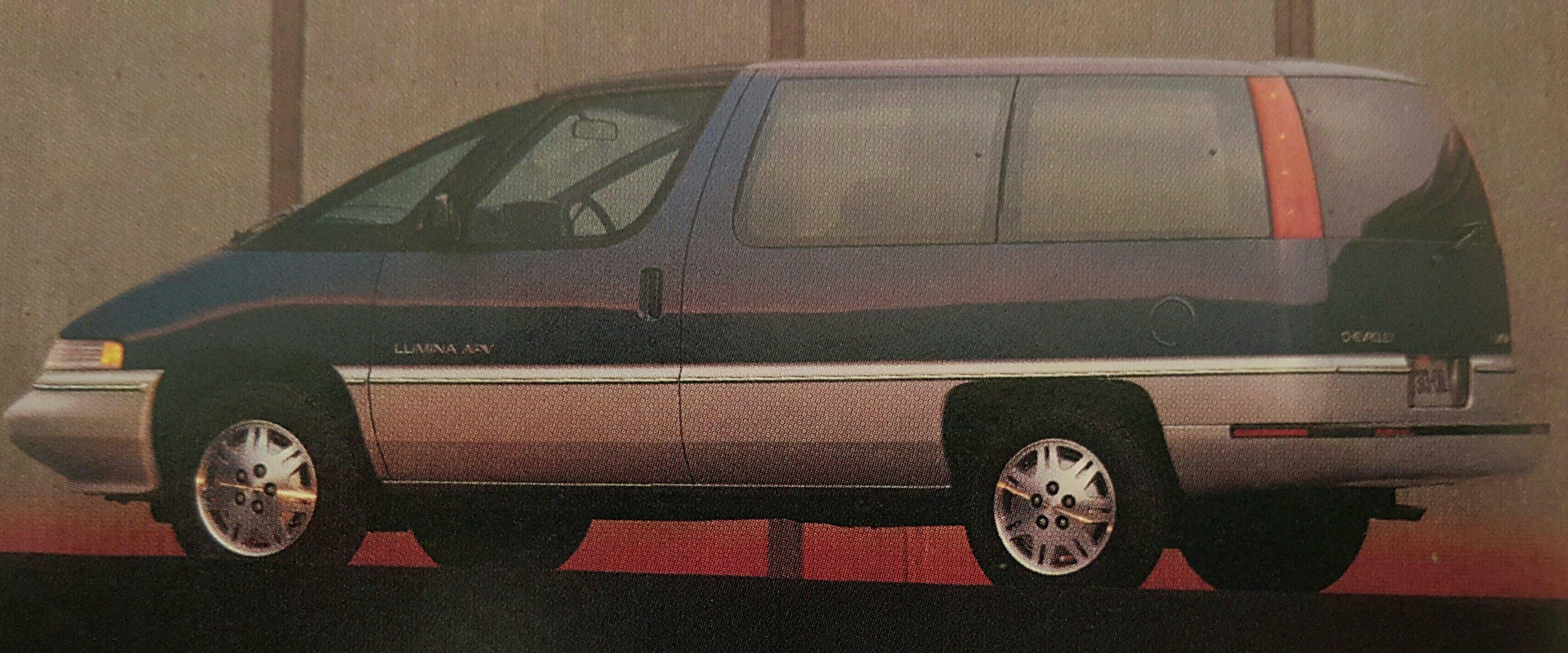 1991 Chevrolet Lumina Apv Chevrolet Lumina Chevrolet Cars Trucks