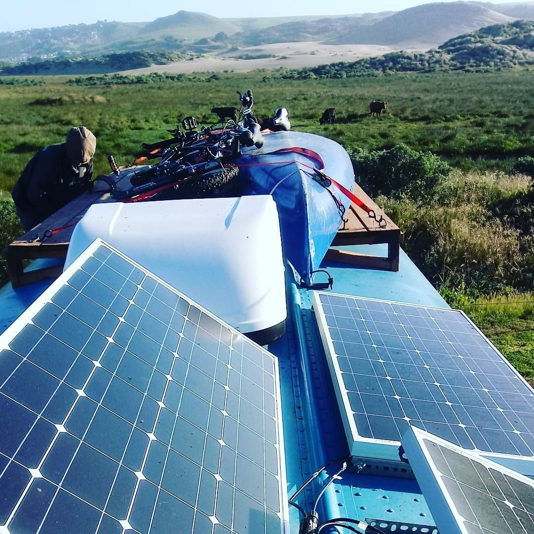 Guide To The Best Solar Panels For A Camper Van Conversion Solar Panels Rv Solar Panels Solar Panel Installation