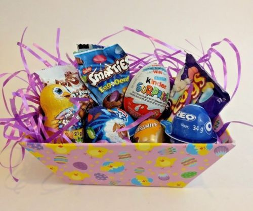 Easter gift box chocolate eggs basket special easter chocolate eggs easter gift box chocolate eggs basket special easter chocolate eggs from canada negle Image collections