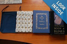 The Book Of Runes A Handbook For The Use Of An Ancient Oracle The Viking Runes Ralph Blum Viking Runes Runes Used Books