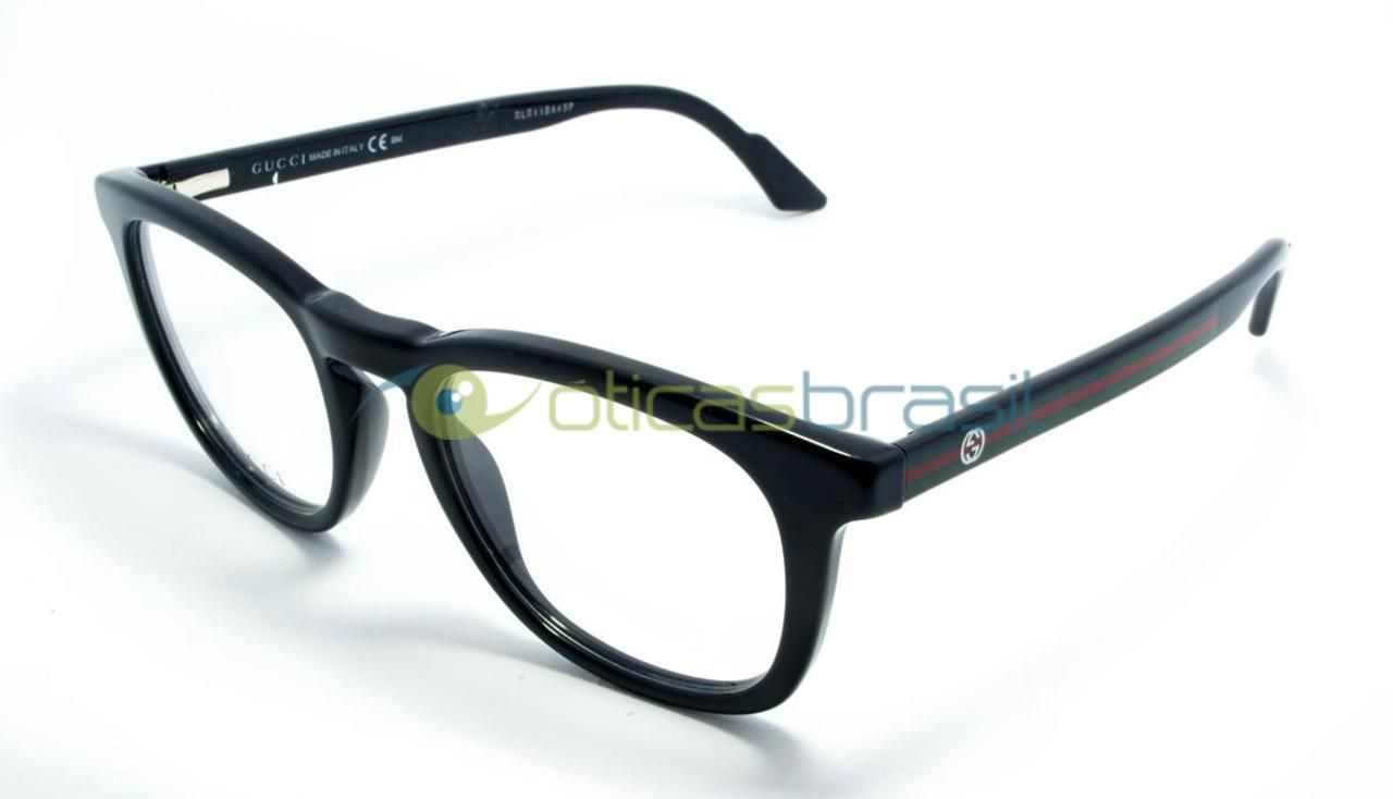 Gucci GG 1114 29A - Óculos de Grau A Óticas Brasil oferece um grande  estoque de itens para você que é apaixonado por óculos. Nossa entrega é  garantida e ... e55f0a7a4d