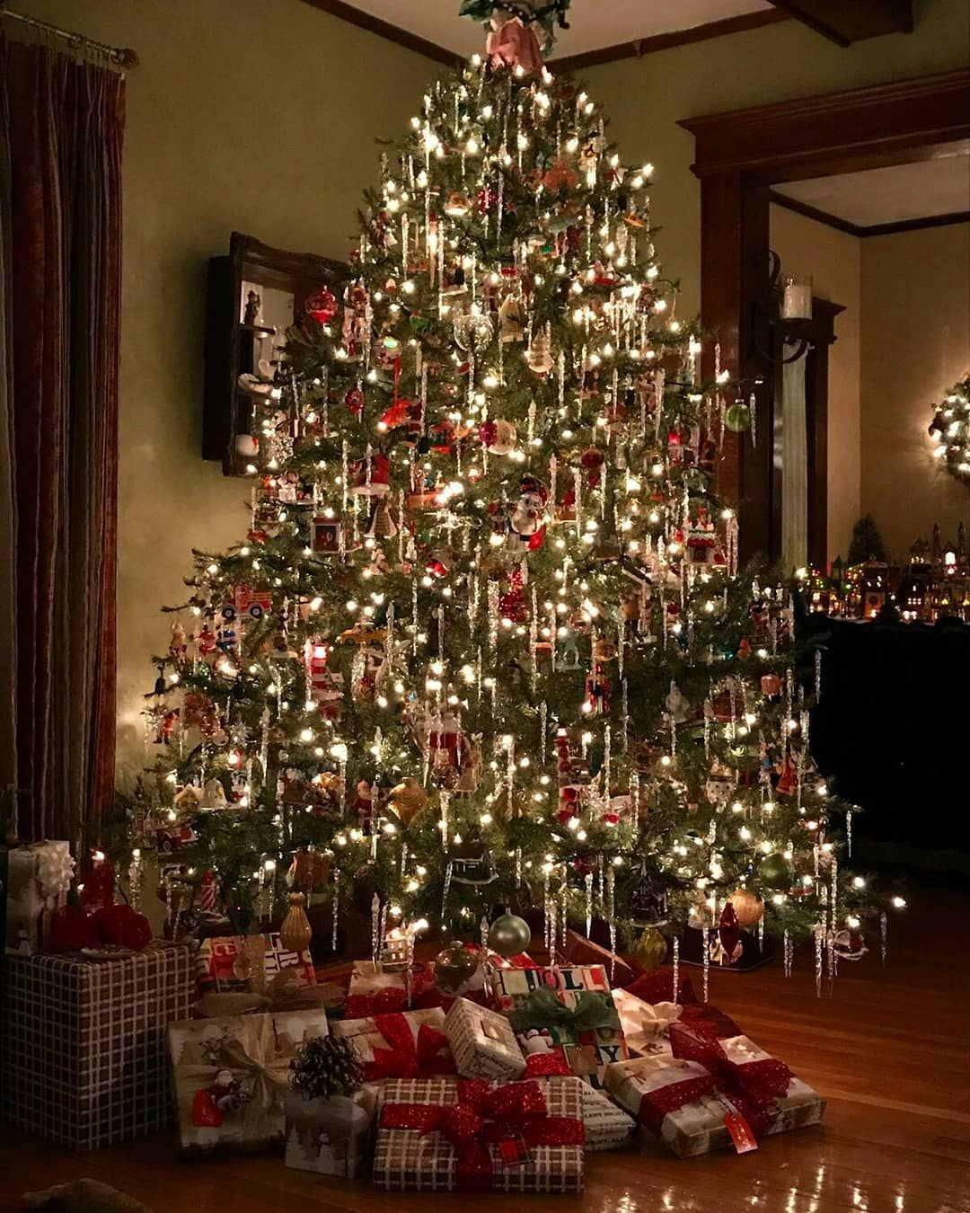Vintage Christmas Decoration Ideas For 2020 100+ Creative Ideas For Christmas Home Decor   Page 23 of 41
