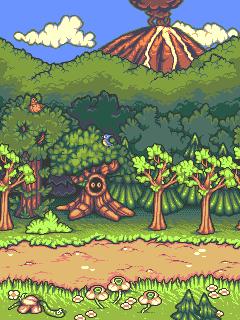Arcanine The Legendary Pokemon By Omristyle On Deviantart Fantasy Forest Fantasy Background Forest Background