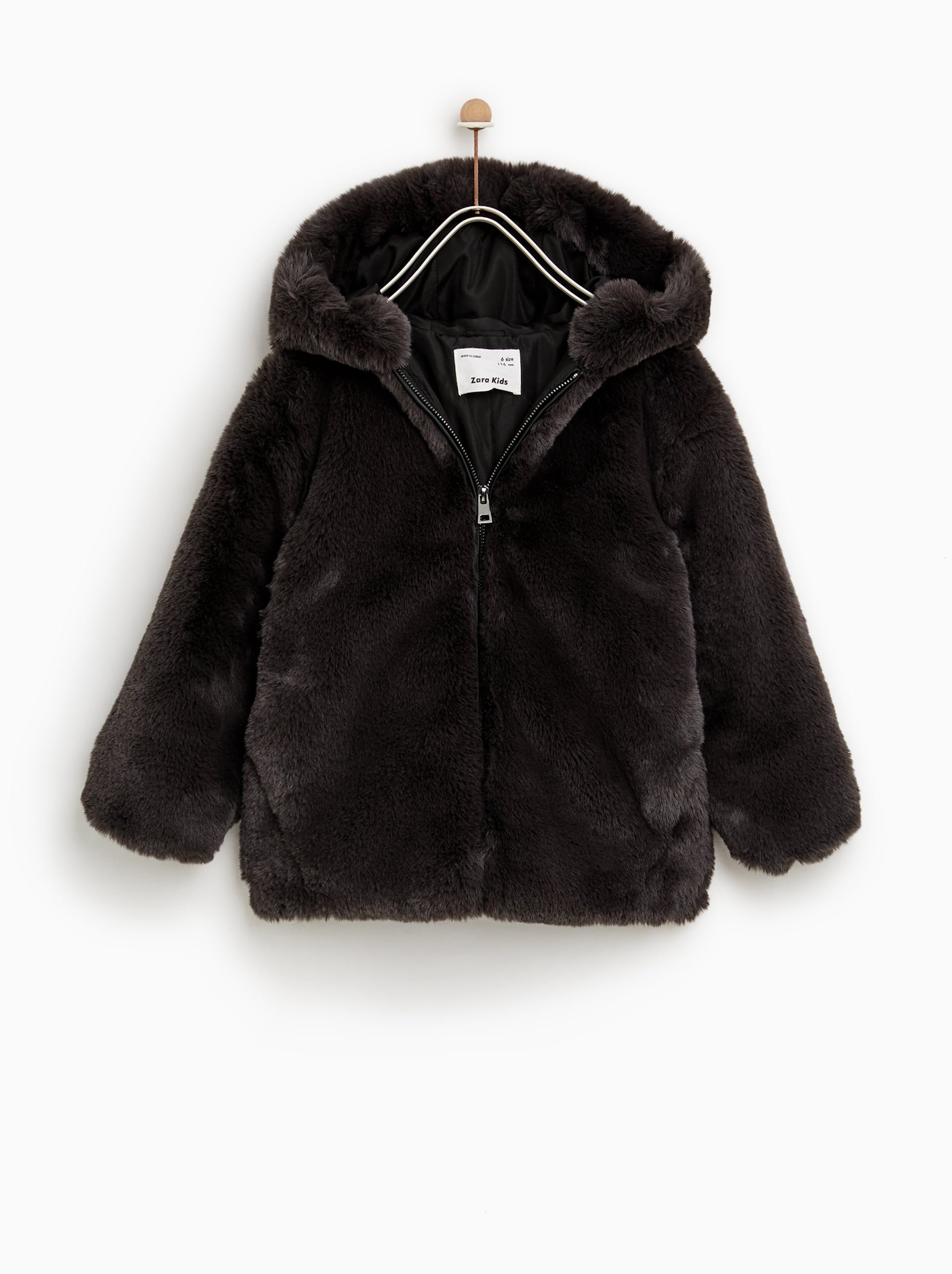 various styles super cute noveldesign ABRIGO EFECTO PELO | Coats/Sweaters in 2019 | Kids coats ...