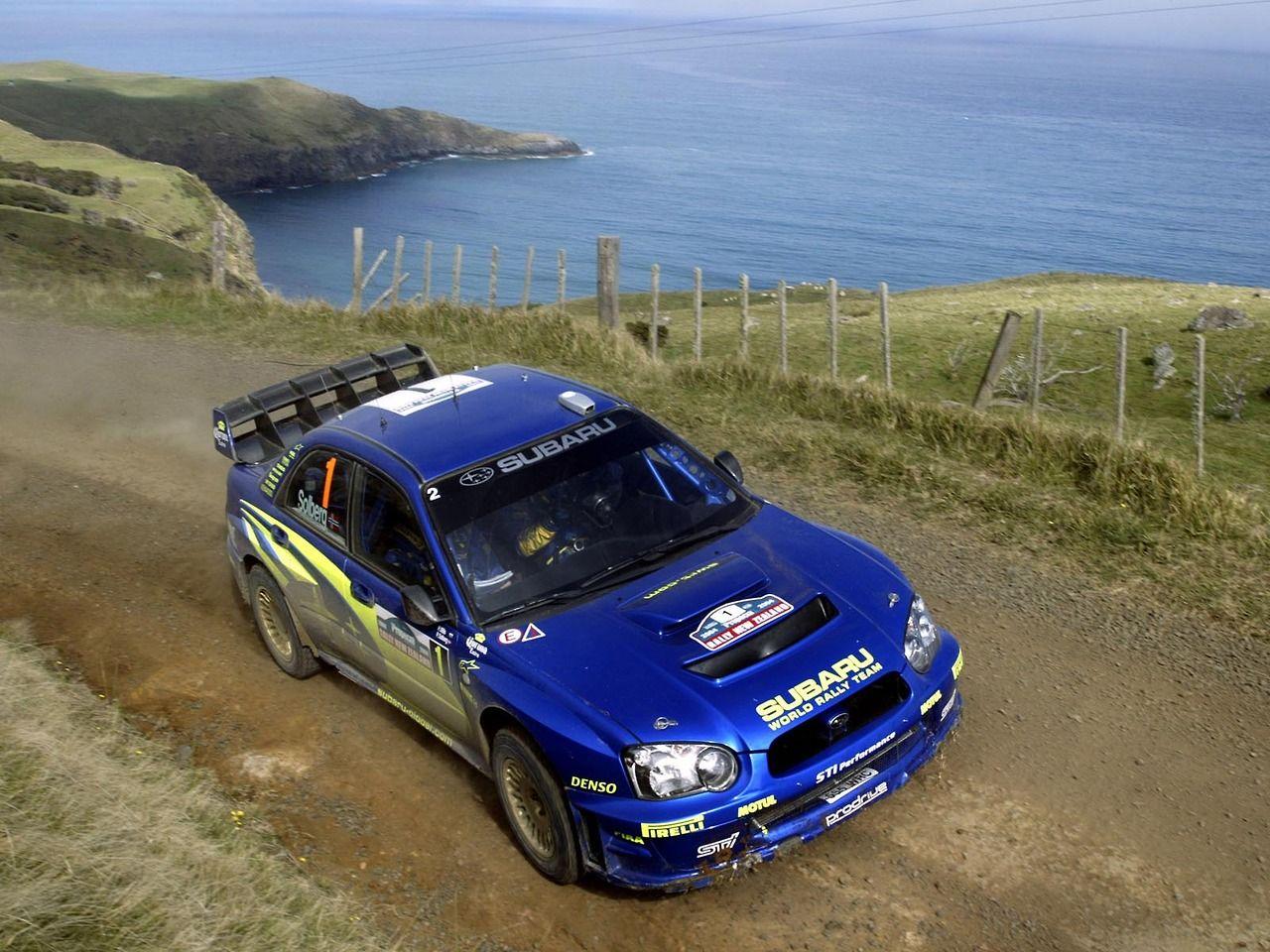 Subaru Impreza WRC rally car Subaru cars, Subaru impreza