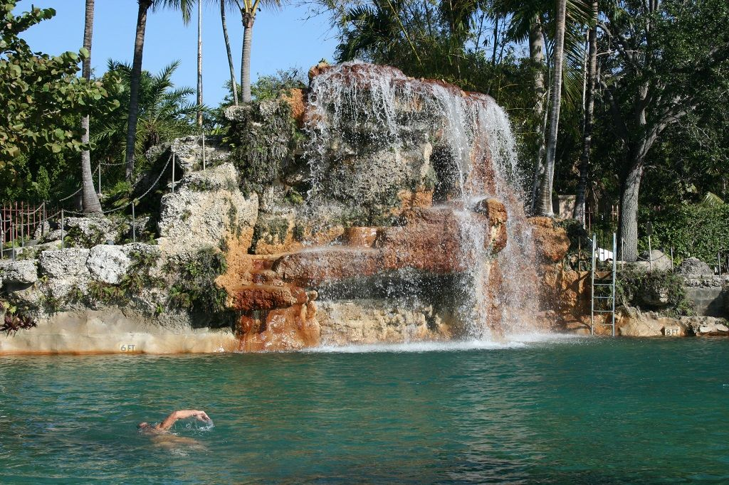 Coral Gables and the Venetian Pool
