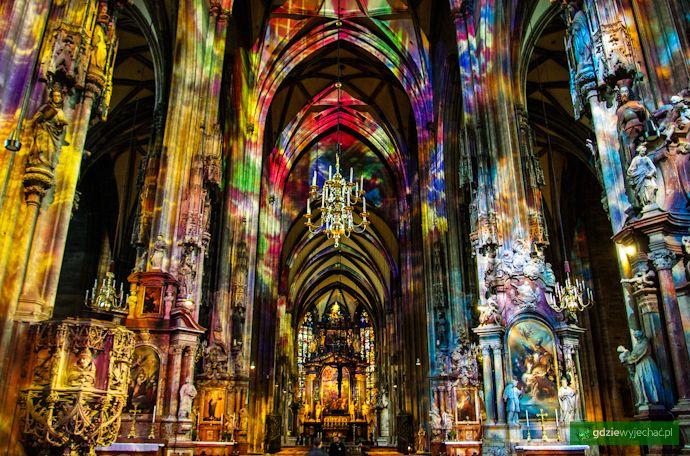 Katedra w Wiedniu #Vienna http://gdziewyjechac.pl/tag/wieden
