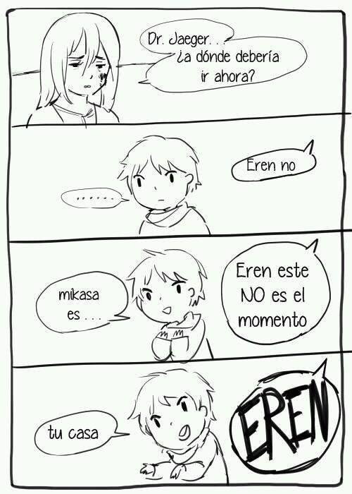 Mikasa es...tu casa.   anime/manga   Pinterest   Mikasa and Manga
