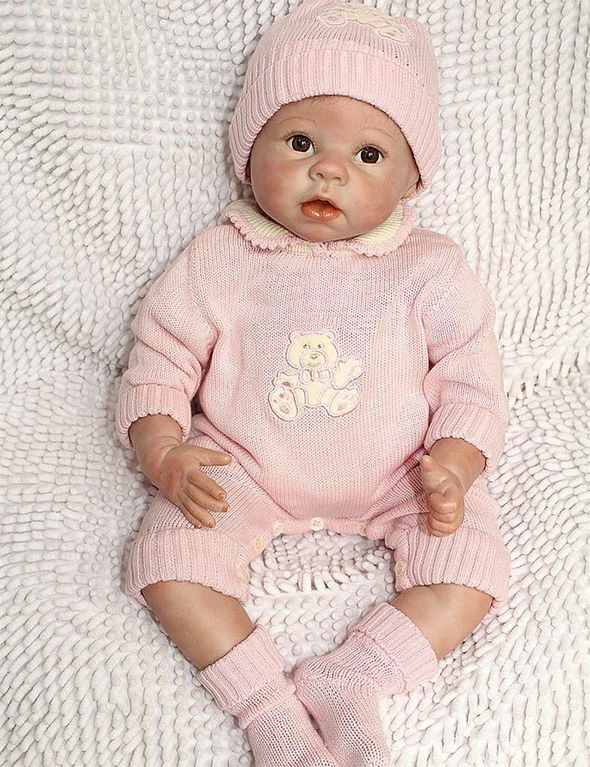 lifelike reborn baby doll very very nice baby doll. | dolls