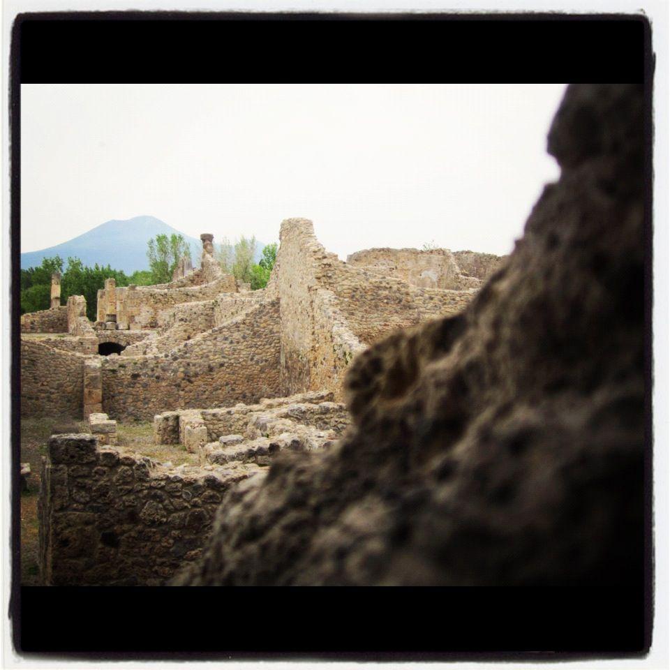Through the eyes of Melinda. #Italy # Rome #photography #Pompeii