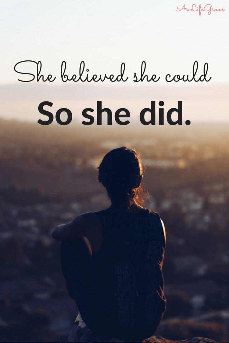 Ten amazing inspirational quotes for young women. With free