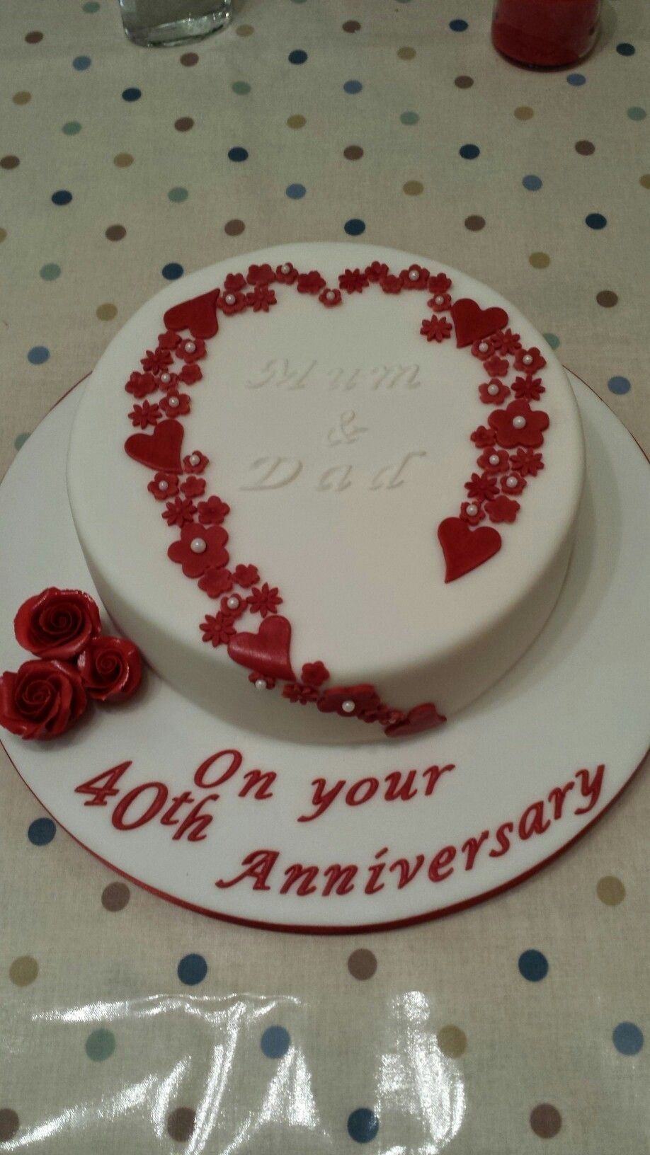 Anniversary Cake For Parents Intended For Wedding Ideas Wedding