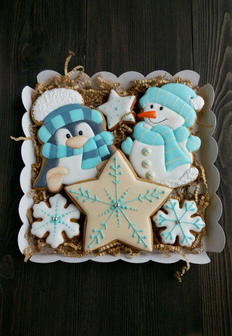 Pin by Lujbov/Любовь Levchenko/Левчен on Пряники новогодние Новый год самые красивые и оригинальные пряники на новый год | Christmas cookies decorated, Christmas sugar cookies, Christmas cookies easy