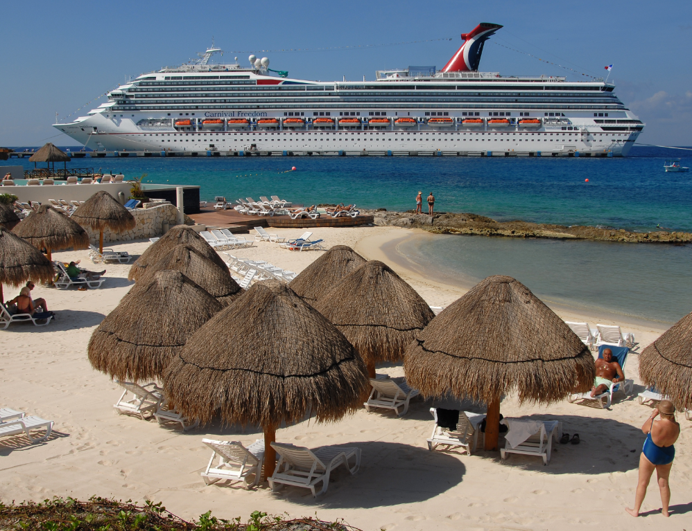 Carnival Freedom To Montego Bay Jamaica Georgetown Cayman - Cheap cruises from galveston 2015