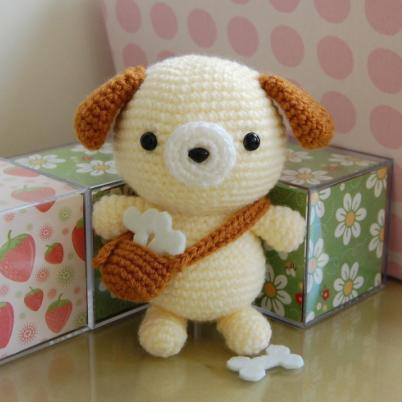 Free Puppy Dog Amigurumi Crochet Pattern And Tutorial Use Google