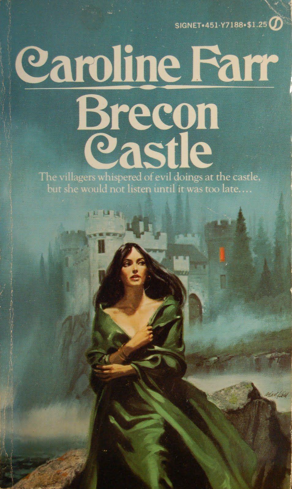 Caroline Farr - Brecon Castle