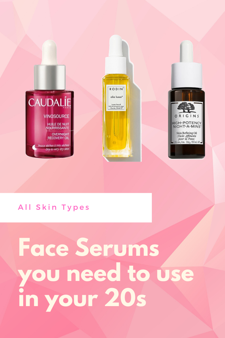 10 Best Face Serums For 20s For Dry Oily Sensitive Skin Best Face Serum Face Serum Best Face Products