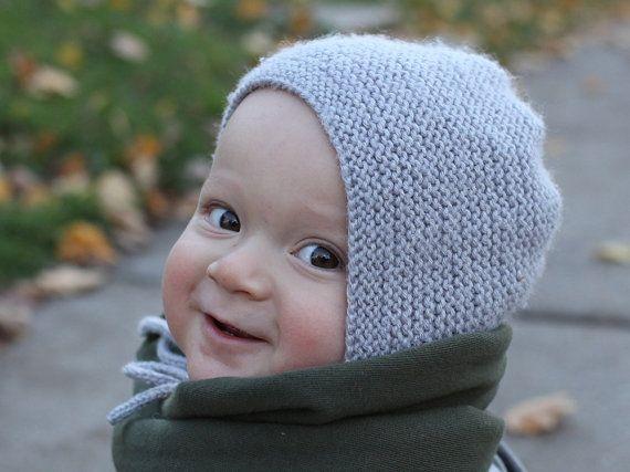 Baby Hat Knitting Pattern Baby Bonnet Pdf Download Vintage Baby