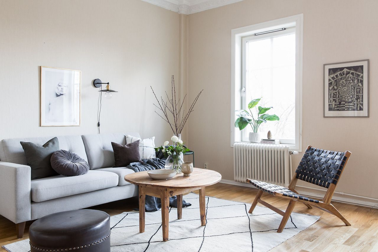 Style and Create — Lovely decor & details in a Gothenburg apartment...